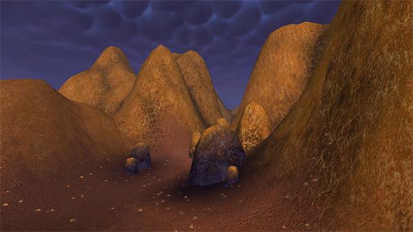 Thousand Needles Rocks Small